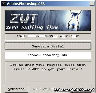 Скачать Adobe Photoshop CS3 Extended KEYGEN FINAL! CS3 English торр